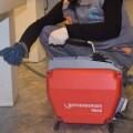 Электроустройство Rothenberger для прочистки канализации