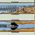 Механическая очистка труб